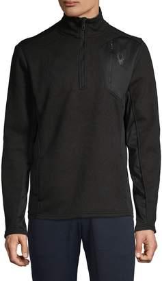 Spyder Textured Logo Sweater