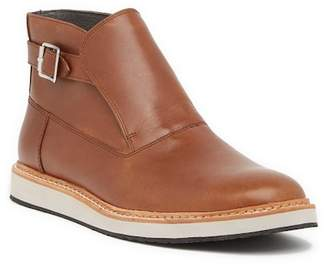 Camper Mangus Leather Buckle Boot