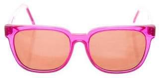 RetroSuperFuture Tinted Square Sunglasses