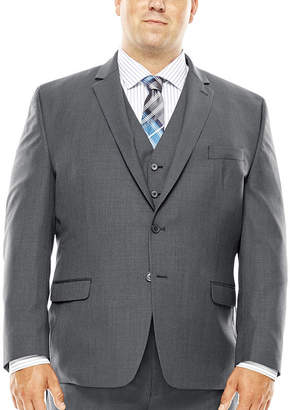 COLLECTION Collection by Michael Strahan Gray Weave Suit Jacket - Big & Tall
