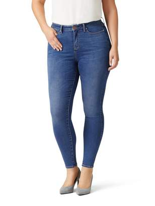 Jeanswest Feather Touch Curve High Waisted Skinny 7/8 Jean-Everyday Vintage-8