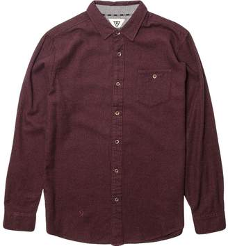 VISSLA El Morro Long-Sleeve Flannel Shirt - Men's