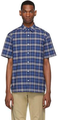 Burberry Blue IP Check George Shirt