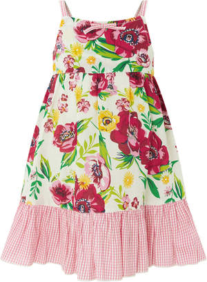 Monsoon Baby Annie Floral Dress