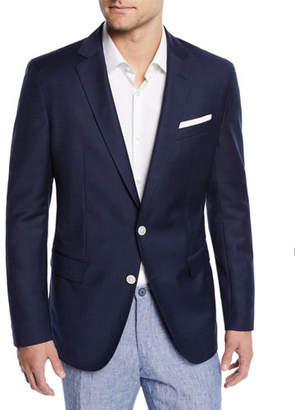 BOSS Men's Half-Lined Sport Coat