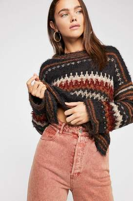 Festival Fairisle Pullover Sweater