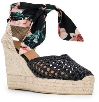 Castaner Camila heeled espadrilles