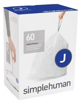 Williams-Sonoma Williams Sonoma simplehumanTM; (J) Custom Fit Liners