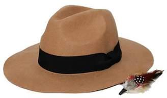 Nadya's Closet Wool Panama Hat