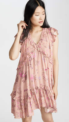 Spell and the Gypsy Collective Wild Bloom Mini Dress