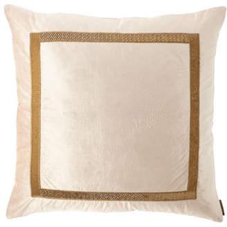 """Lili Alessandra Caesar Decorative Pillow, 26""""Sq."""