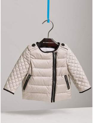Burberry Showerproof Down-filled Jacket
