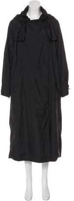 Isabel Marant Lightweight Hooded Coat