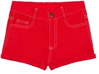 Bonton Sale - Lezard Denim Shorts