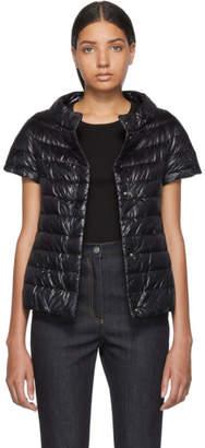 Herno Black Down Emilia Jacket