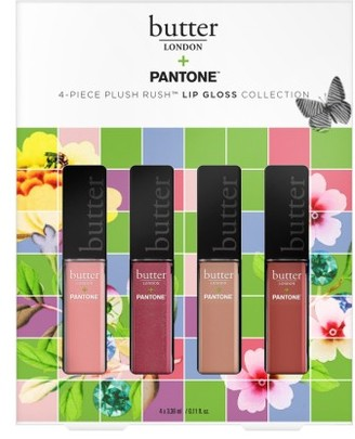 Butter London Pantone Restore Lip Gloss Set - Restore