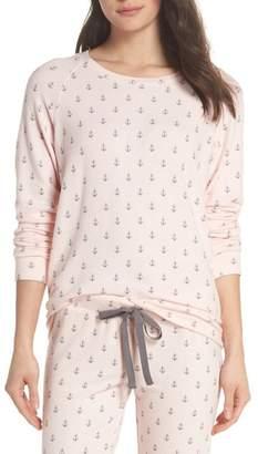 PJ Salvage Peachy Pajama Top