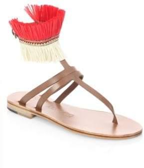 Alvaro Ariana Leather Sandals