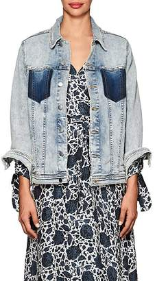 L'Agence Women's Karina Denim Jacket
