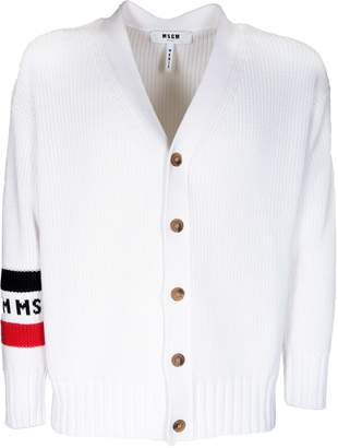 MSGM Knitted Cardigan