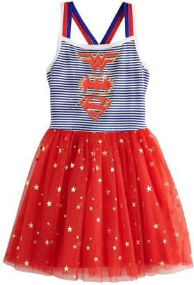 Licensed Character Disney Girls' Disney's Minnie Strappy Dress