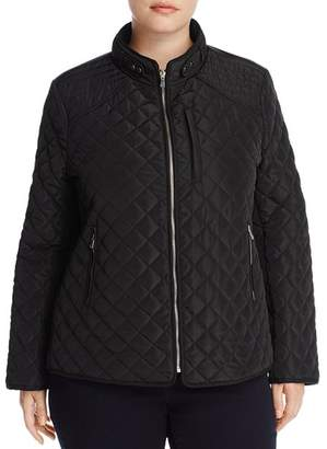 Bagatelle Plus Quilted Barn Jacket