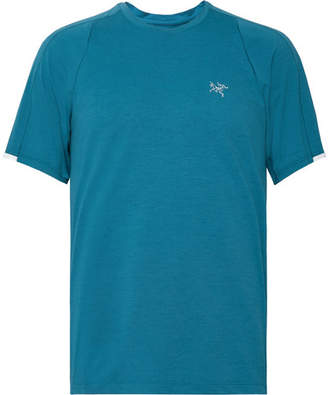 Arc'teryx Cormac Ostria T-Shirt - Blue