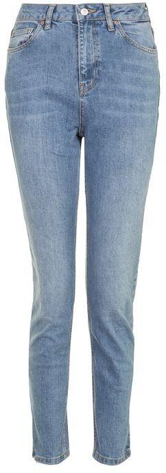 TopshopTopshop Moto mid blue orson slim jeans