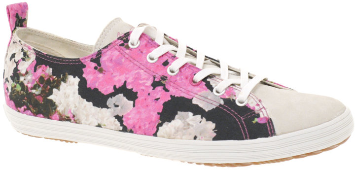 Paul By Paul Smith Musa Flower Print Trainer