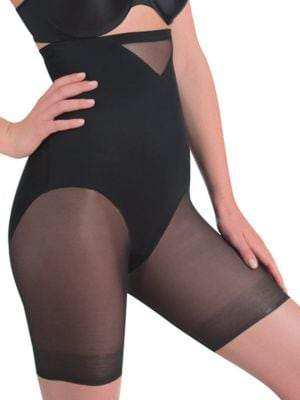 Miraclesuit Sexy Sheer Shaping Hi Waist Thigh Slimmer