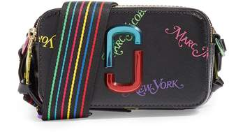 Marc Jacobs New York Magazine x Leather Snapshot Camera Cross Body Bag