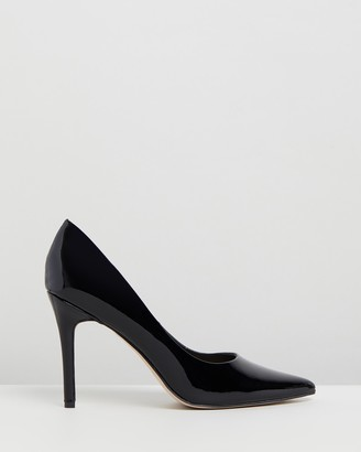 Atmos & Here Hannah Leather Pumps