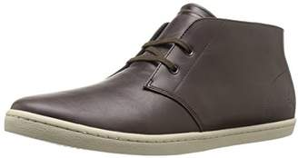 Fred Perry Men's Byron Mid Leather Chukka Boot