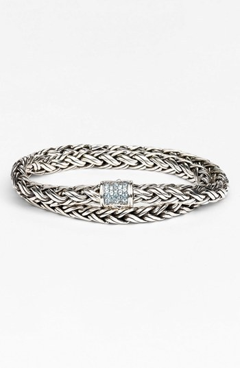 John Hardy 'Classic Chain - Kepang' Double Wrap Chain Bracelet (Nordstrom Exclusive)
