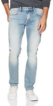 Denim Garage Classics Men's Straight Leg Stretch Jean 40X34