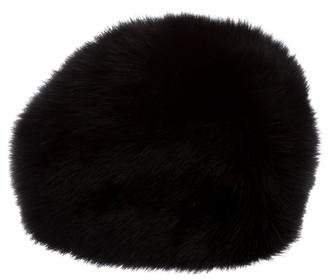 Saks Fifth Avenue Fox Fur Hat