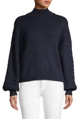 Joie Lathen Wool & Yak Hair Sweater