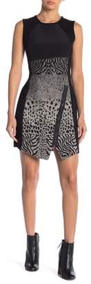 Desigual Santorini Front Zip Knit Dress
