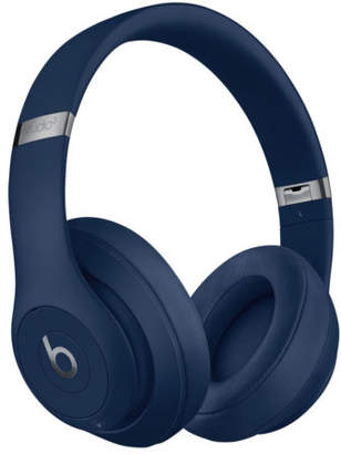 NEW Beats by Dr Dre Studio 3 Wireless Over-Ear Headphones - Blue