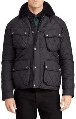 Polo Ralph Lauren Quilted Biker Jacket