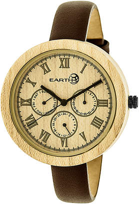 Earth Wood Women's Brush Watch