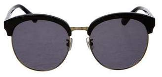 Gentle Monster Deborah Tinted Sunglasses