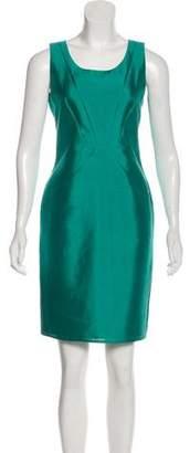 Armani Collezioni Sleeveless Mini Dress