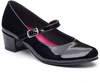 SONOMA Goods for LifeTM Girls' Glossy Mary Jane Shoes $39.99 thestylecure.com