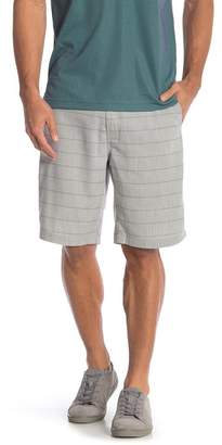 Travis Mathew Maro Plaid Shorts