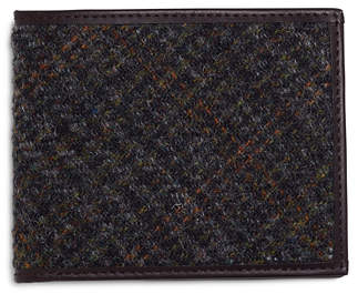 Brooks Brothers Harris Tweed Wallet