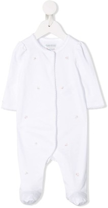 Ralph Lauren Kids embroidered onesie