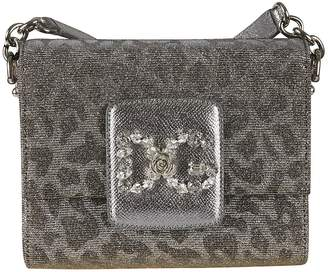 Dolce & Gabbana Millennials Leopard Shoulder Bag