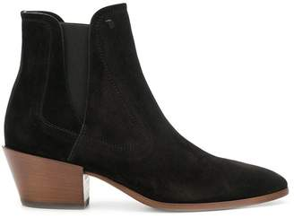Tod's slip-on ankle boots