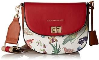 Silvian Heach Abizanda, Women's Top-Handle Bag, Multicolore (Fant.uniq), 10x21x28 cm (W x H L)
